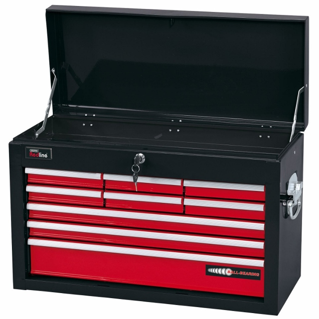 Draper Redline 80599 9-Drawer Tool Chest