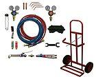 Portable Cutting & Welding Set + Trolley