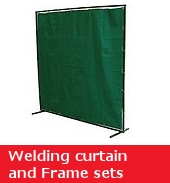 Langley Welding Supplies - Welding Curtains & Frames